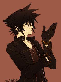 I like him way more than Sora, Roxas, and Ventus.