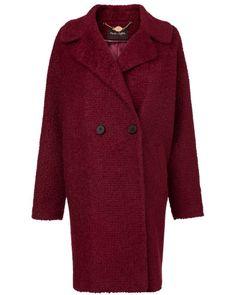 Beatrix Boucle Coat