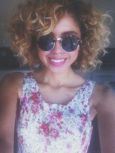 curly hair | Tumblr