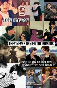 'Just friends'