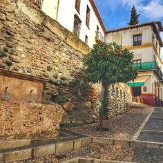 Las lágrimas me subían a los ojos y no eran lágrimas de pesar ni de alegría eran de plenitud de vida silenciosa y oculta por estar en Granada. Miguel de #Unamuno.             #granadaspain #granadanicaragua #granada #igersspain #igersgranada #viajoporlaigualdad #8marzo #8demarzo #elviajemehizoami #viveandalucia #andalucia_photos #andalucia_monumental #andalucia_photos #mochileros #backpacking #instapic #loves_spain #loves_andalucia #igerspain #turismospain