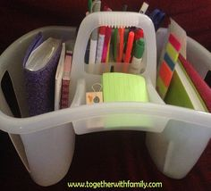 How to make a bible and prayer caddy,caddy,prayer time,quiet time,bible study,carrying bible,bible,prayer,God,time,study,bible time,art caddy,craft ,teacher
