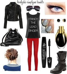 """We Live For The Fame"" by katiebug6663 on Polyvore"