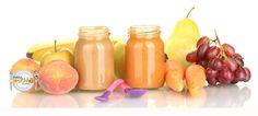 Papinhas de fruta estão liberadas a partir do sexto mês de vida. Confira aqui as dicas e receitas no blog do Meu Pratinho Saudável.