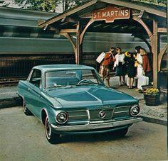 1965 Plymouth Valiant Signet 2 Door Hardtop