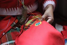 Panubok Embroidery — HALIYA Bucket Bag, Embroidery, Bags, Handbags, Needlepoint, Pouch Bag, Taschen, Drawn Thread, Purse