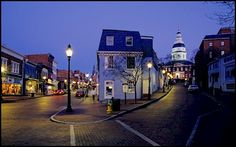 Face it, no matter who you are or where you've been, Annapolis is the prettiest place you have ever seen.