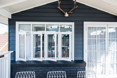 Casement windows and french door | Kyle & Kara Toowon Bay renovation