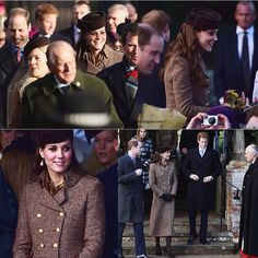 "Events of the day Georgie was left at home because it was too cold but Kate & Wills were looking forward to getting back home to see ""how much destruction he'd left for them"""