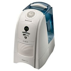 The Best Humidifiers for Dry Skin and Stuffy Sinuses - Best warm-mist: Honeywell QuickSteam Warm Moisture Humidifier; Model: HWM 450 ($48.99) - 3 year warranty (longest found).