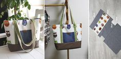 Canvas Tote Bag Tutorial