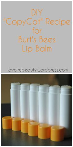 DIY Lip Balm. - 20 grams Beeswax - 20 grams Cocoa Butter - 45 grams Sunflower Oil - 8 drops Vitaman E oil - 2 drops Rosemary essential oil - 12 drops Peppermint essential oil Pea-sized drop of Lanolin (don't use much of this or your balm will taste bad)