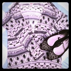 NWOT adorable patterned cardigan ❤️ Brand new! Never worn. This adorable cardigan has an abstract pattern all over it in different shades of gray.  Mossimo Supply Co Sweaters Cardigans