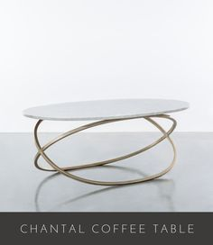 CHANTAL COFFEE TABLE 46″ LONG X 30″ WIDE (OVAL) X 19″ HIGH AS SHOWN IN ANTIQUE SILVER LEAF WITH CARRARA MARBLE TOP AVAILABLE IN ALL SHINE BY S.H.O METAL FINISHES