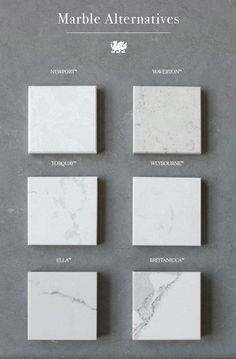 Here's What You Need To Know Before You Install Marble Countertops - laurel home - Quartz marble lookalikes from Cambria