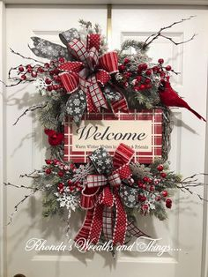 Christmas Is Coming, Christmas Angels, Winter Christmas, Christmas Wreaths, Christmas Crafts, Christmas Decorations, Holiday Decor, Wreath Crafts, Diy Wreath