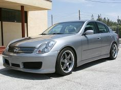 [Photo] Tom D.'s 2004 Infiniti G35 | http://review-information.blogspot.com/2013/05/2004-infiniti-g35-fast-nice-looking.html