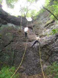 Actividades en panama activities in panama escalada rappel