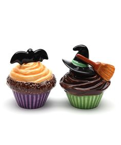 Look at this Halloween Salt & Pepper Shaker Set on #zulily today!