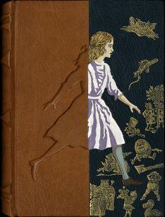Beautiful leather binding