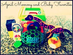 House of Burke: April Mommy and Baby Favorites
