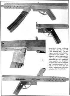 loyalist improvised machinegun 3 - amodestpublication