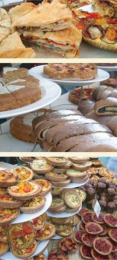 POPINA - Food Artistry From The Soul, every Friday & Saturday in Portobello Road market near Talbot Road