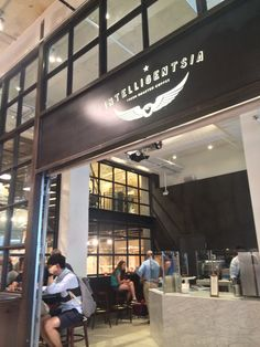 Intelligentsia Coffee on 1333 Broadway, New York, NY