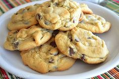 pudding chocolate chip cookies... Pudding is what makes the Amish cookies so freaking delicious