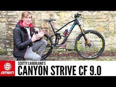Scotty Laughland's Canyon Strive CF 9.0 Race | GMBN Pro Bikes - VIDEO - http://mountain-bike-review.net/mountain-bike-reviews/scotty-laughlands-canyon-strive-cf-9-0-race-gmbn-pro-bikes-video/ #mountainbike #mountain biking