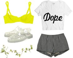 """""""dope"""" by harrietrenee ❤ liked on Polyvore"""