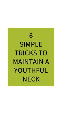 6 Simple Tricks to Maintain a Youthful Neck Natural Teething Remedies, Natural Cough Remedies, Natural Health Remedies, Natural Cures, Herbal Remedies, Constipation Remedies, Strep Throat, Essential Oils For Sleep
