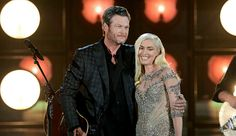 Is #TheVoice driving a wedge between #GwenStefani and #BlakeShelton, or is it all in good fun?
