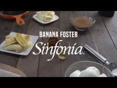 Sinfonia The Fosters, Mousse, Pudding, Banana, Desserts, Food, Gelato, Cold Desserts, Easy Recipes