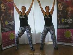 Zumba Flamenco to Maria - YouTube