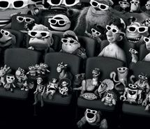 Inspiring picture The Incredibles, black and white, cars, cartoon. Resolution: 500x340. Find the picture to your taste!