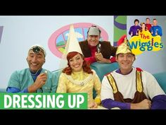 The Wiggles: Dressing Up in Style Best Children Songs, Kids Songs, Reading Games For Kids, Kidz Bop, The Wiggles, Happy Kids, Nursery Rhymes, Early Childhood, Wiggles Birthday