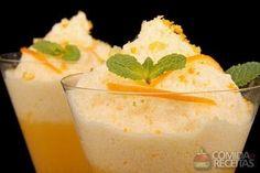 Receita de Mousse de laranja em receitas de musses, veja essa e outras receitas aqui!