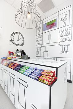 The Candy Room by Red Design Group, Melbourne » Retail Design Blog