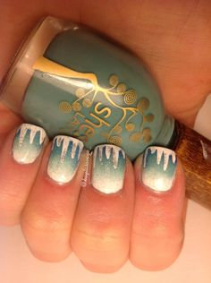 144 Best Christmas Nail Art Design Ideas Images On Pinterest