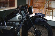 Nimbus Motorcycle