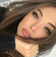 – Claudi + Andy What is Makeup ? Makeup Tips, Eye Makeup, Hair Makeup, Asian Makeup, Korean Makeup, Makeup Tutorials, Bridal Makeup, Wedding Makeup, Brunette Beauty