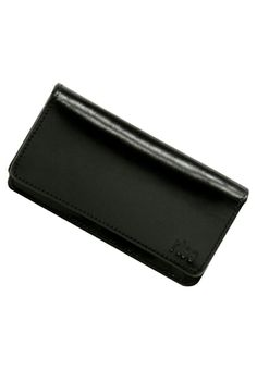 Black Wallet, Card Holder