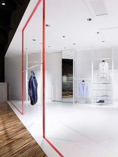 And A shop by Moment Design, Yokohama store design in Retail Design