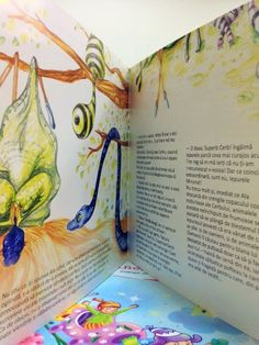 """Secretul Fetei Frumoase"" - written and illustrated by Gratiela Aolariti / editura Adenium ""The secret of the beautiful girl"" written and illustrated by Gratiela Aolariti - inside the book The Secret, The Book, Illustrations, Watercolor, Painting, Beautiful, Art, Pen And Wash, Art Background"
