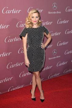 Reese Witherspoon au 26ème gala des Awards du Festival international du Film de Palm Springs | Clin d'oeil