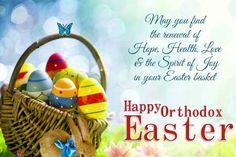 Orthodox Easter ecard by AshuP. www.ashupatodia.com