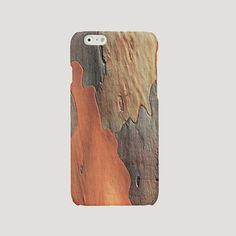 Wood print phone case iPhone 6 case iPhone 6 Plus case by ModCases