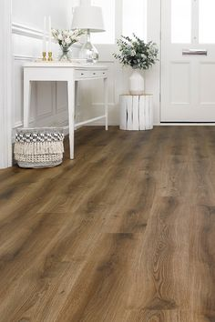 With its cool brown tones and realistic textured surface, Spectra Iced Coffee Oak Plank Luxury Click Vinyl Flooring has a clean and elegant wood look … – Renovation – definition of renovation by The Free Dictionary Luxury Vinyl Click Flooring, Vinyl Flooring Kitchen, Hall Flooring, Luxury Vinyl Tile, Vinyl Plank Flooring, Luxury Vinyl Plank, Timber Flooring, Wood Look Tile Floor, Dark Wood Floors