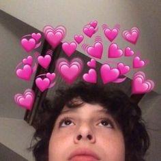 finn, meme, and stranger things resmi Stranger Things Brasil, Finn Stranger Things, Jack Finn, Heart Meme, Cute Love Memes, In Love Meme, Memes In Real Life, Crush Memes, Mood Pics